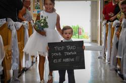 Mariage de Marie-Ève et Michel