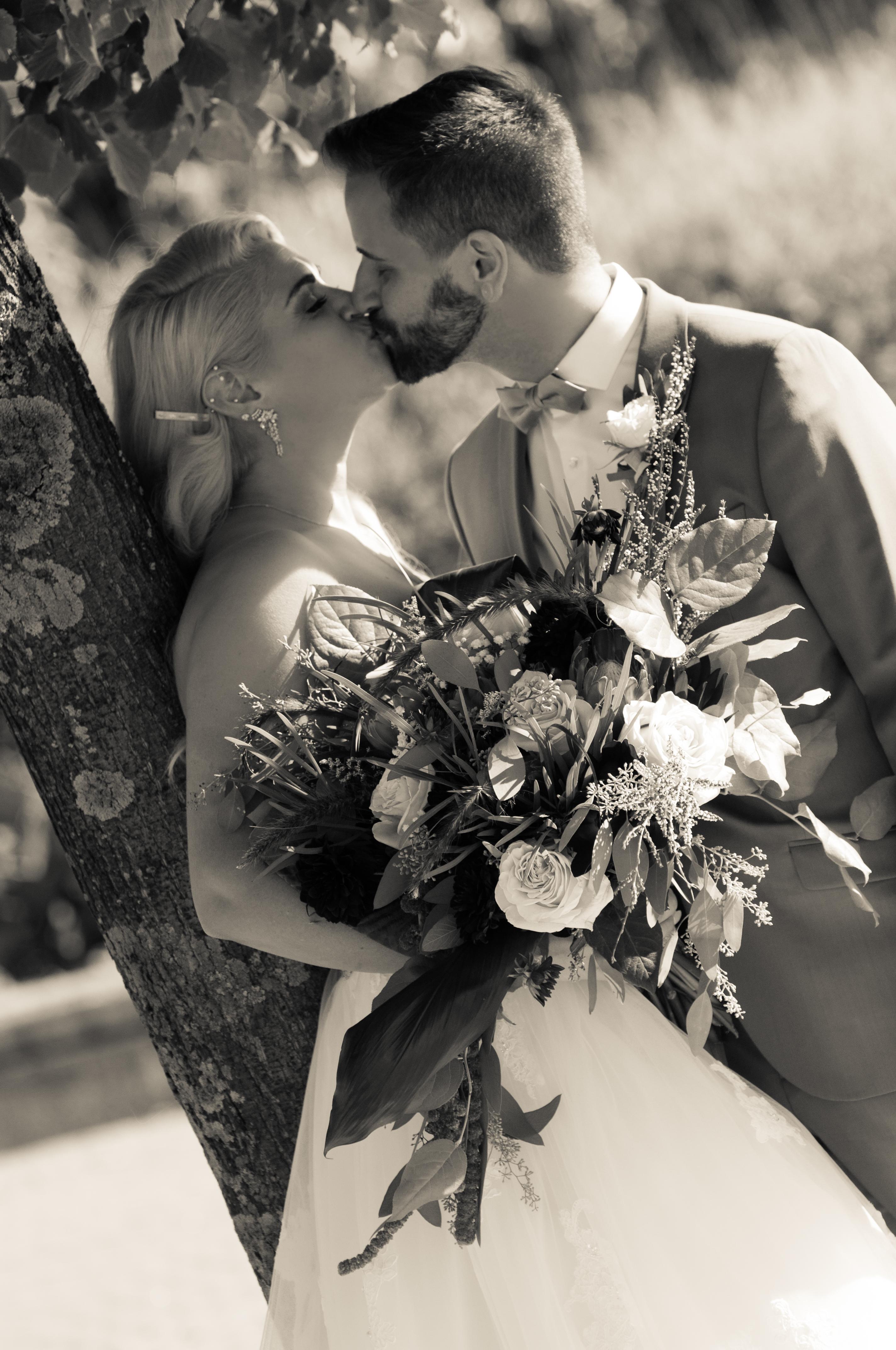 Mariage de Alexandra et Gregory