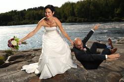 Mariage de Nathalie et François