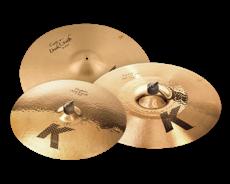 Kit cymbales Zildjian K