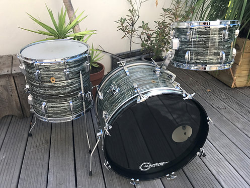 Ludwig downbeat blue oyster (1966)