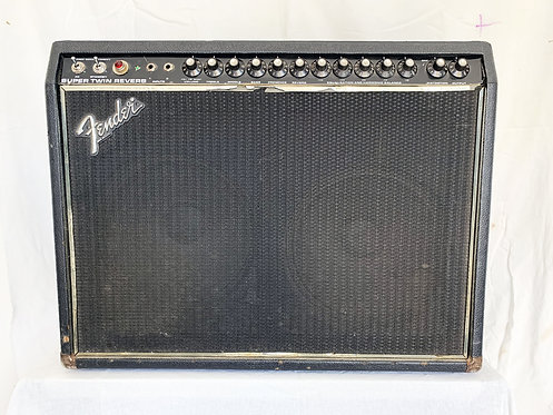 Fender Super Twin Reverb (1979)