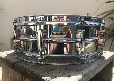 Ludwig LM 400 supraphonic / Aluminium (1979)