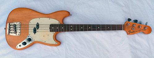 Fender Classic Mustang Bass (1972)