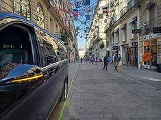 Nantes Private Chauffeur