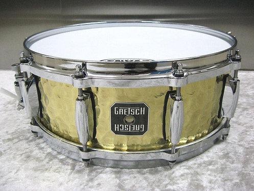 Gretsch S-0514-BRH / Hammered Brass  (2010's)