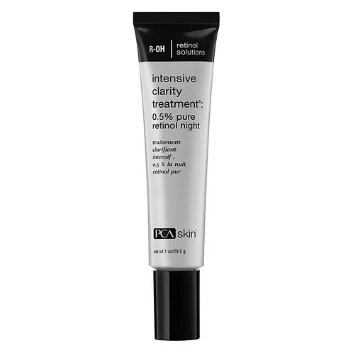 Intensive Clarity Treatment 0.5 Percent Pure Retinol