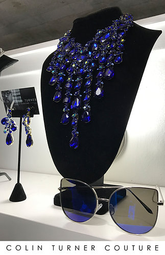 CTC - Couture Blu Stone Set