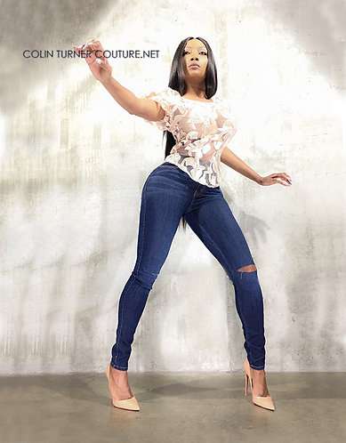 CTC - Super Stretch fitted Jeans