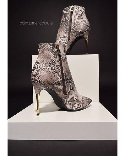CTC - SNAKE GOLD SHAFT BOOTIES