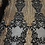 """Thumbnail: """"MAKAILA V2"""" COUTURE GOLD BLUE SEQUIN PEPLUM GOWN"""