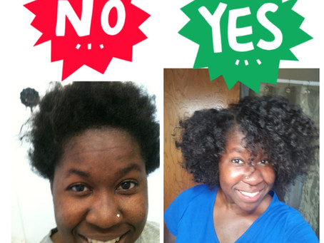 How to Grow Natural Hair with No Experience