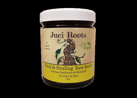 8oz Thick & Healing Raw Butter