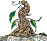 juci roots logo