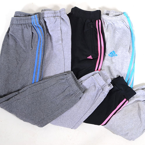 10 x Vintage Women's Adidas Tracksuit Bottom Joggers