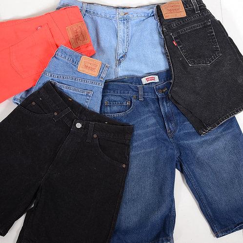 Vintage Women's Levi's Original Denim Shorts