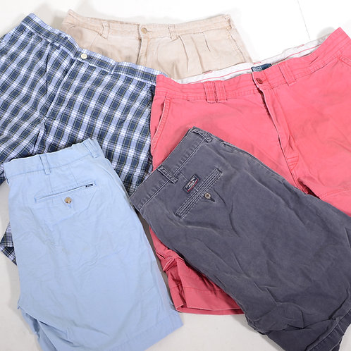 10 x Vintage Men's Ralph Lauren Mixed Shorts