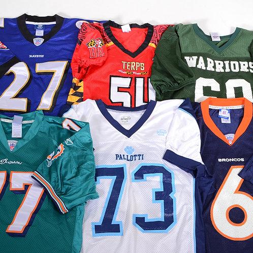 Vintage Branded NFL American Football Jerseys Mix
