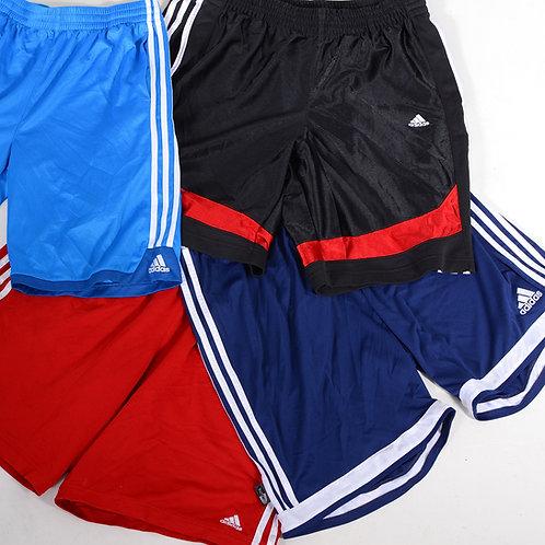 10 x Vintage Men's Adidas Sports Shorts Mix