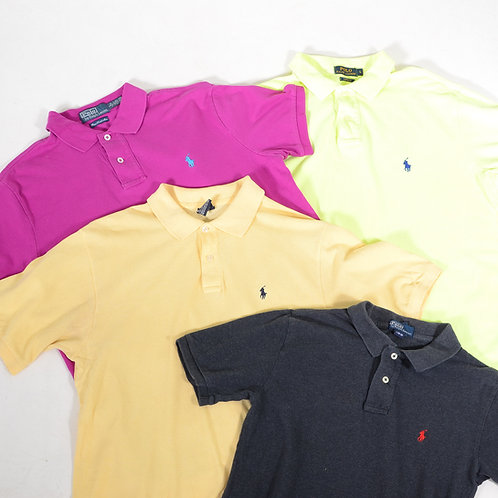 Vintage Women's Ralph Lauren Polo Shirts Mix