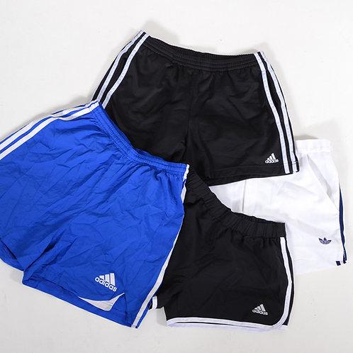 10 x Vintage Women's Adidas Sports Shorts Mix