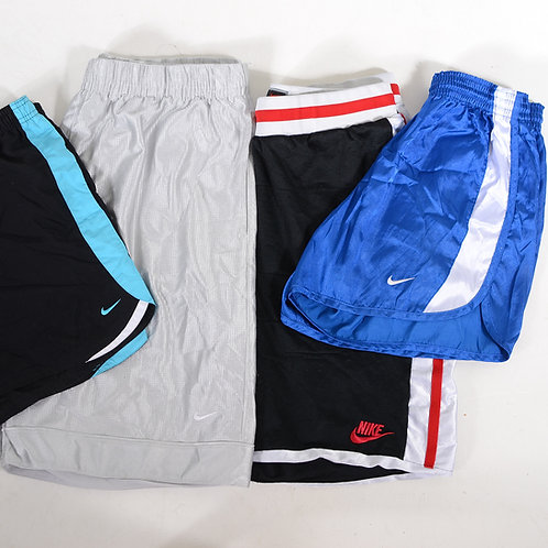 10 x Vintage Men's Nike Sports Shorts Mix