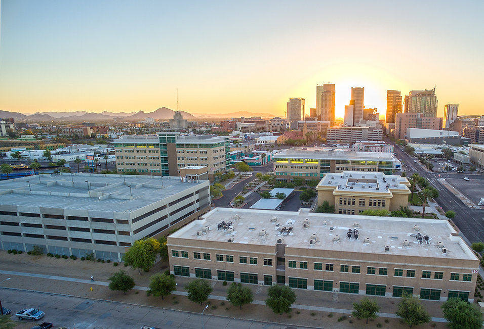 Madison Square Phoenix | Downtown Office Complex for Lease