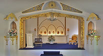 Foto de um Templo da SRF