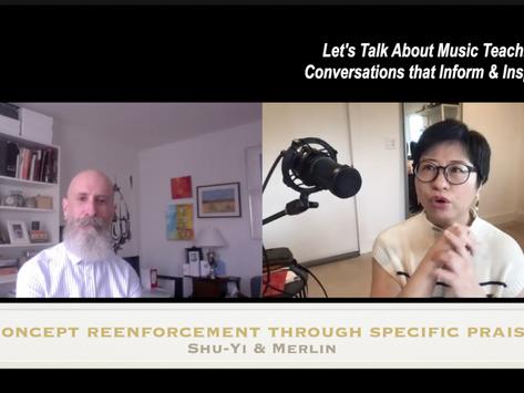 Shu-Yi & Merlin Podcast #5