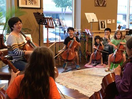 Cello Book 2 Teacher Training Online Course