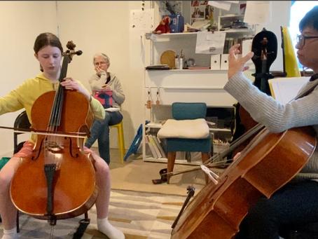 Cello Book 3 & Book 4 Teacher Training Course