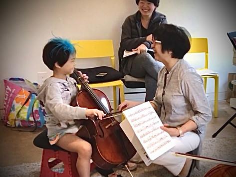 Musical Parenting Seminar(in Mandarin)中文音樂親子教育座談