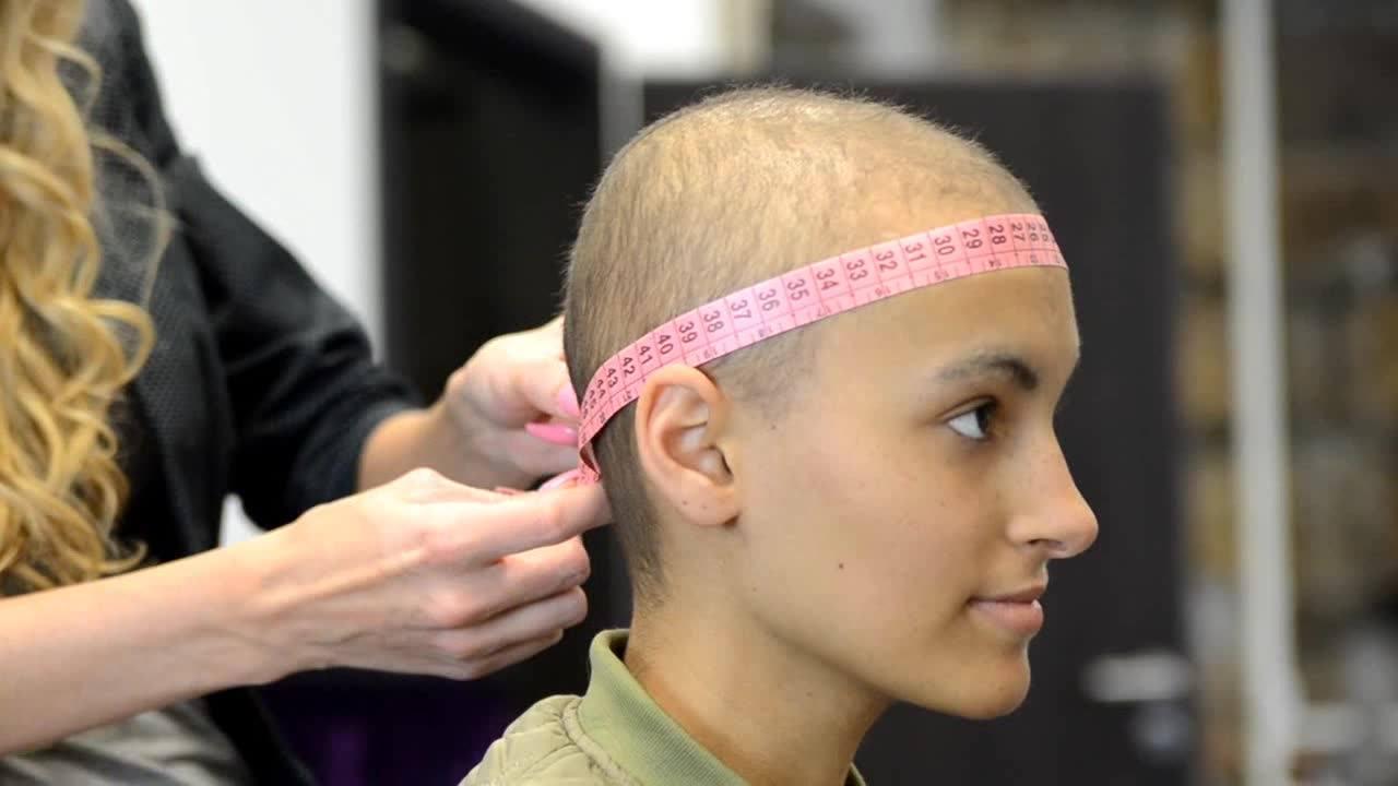 Jak mohou obyčejné vlasy neobyčejně pomáhat - Veronika