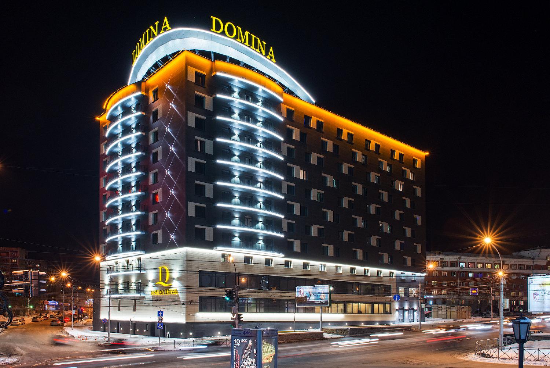"""отель """"Домина"""" Новосибирск"""
