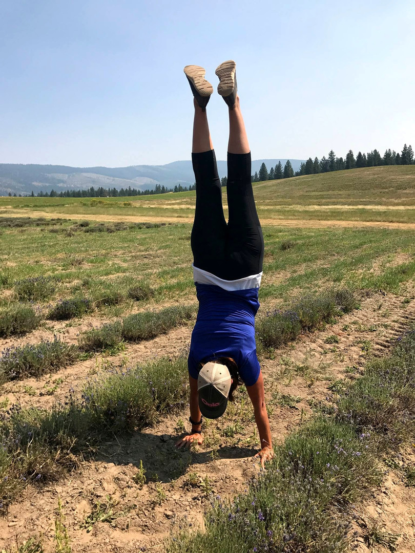 Yoga at Young Living