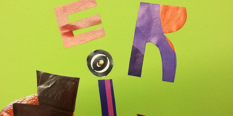 Atelier Journal Créatif - enfants 7 à 12 ans