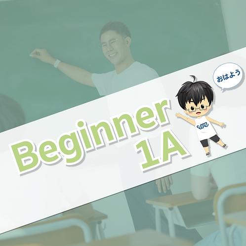 Beginner 1A