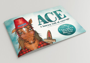 Ace: A horsey tale of courage
