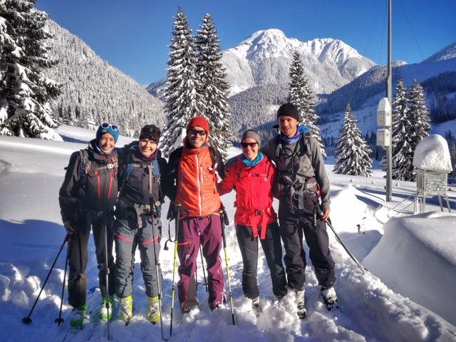 Ski Tours and Instructing @ Tahoe