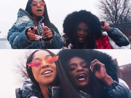 """T.MARIE & MECCA Declare """"Show Out"""" Season"""