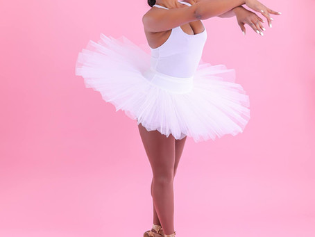 """Straight To The """"Pointe"""" Interview With- The Chocolate Ballerina Chanel Holland"""