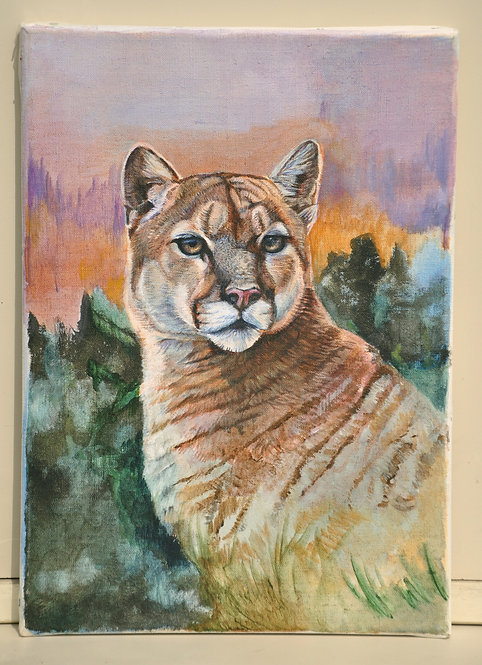 WILDLIFE - Mountain Lion