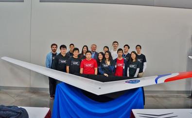 PVNet Interns & Al Bowers of NASA.JPG