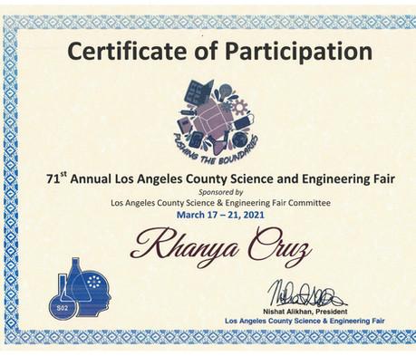 Rhanya Award.jpeg