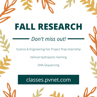 Fall Research 2021
