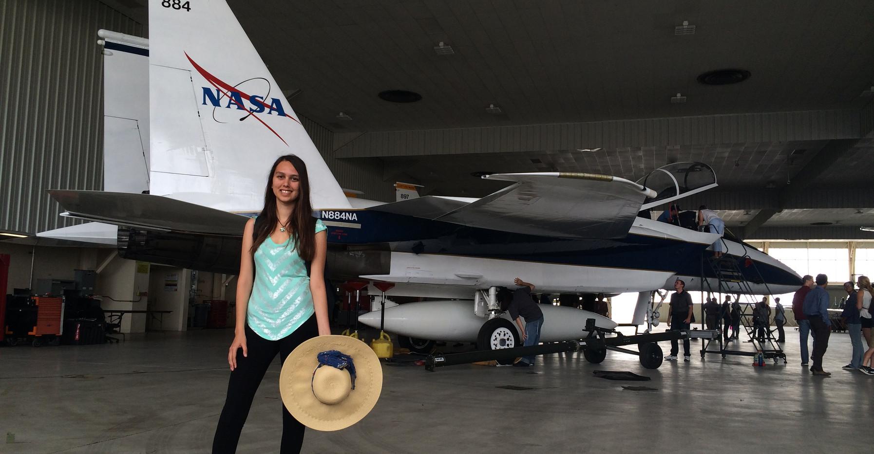 Barkha at NASA.JPG