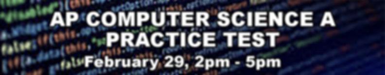 WEB BANNER -APCS A TEST PREP 2020-02-11.