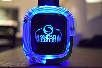 Silent Disco Hire Minehead Watchet Willi