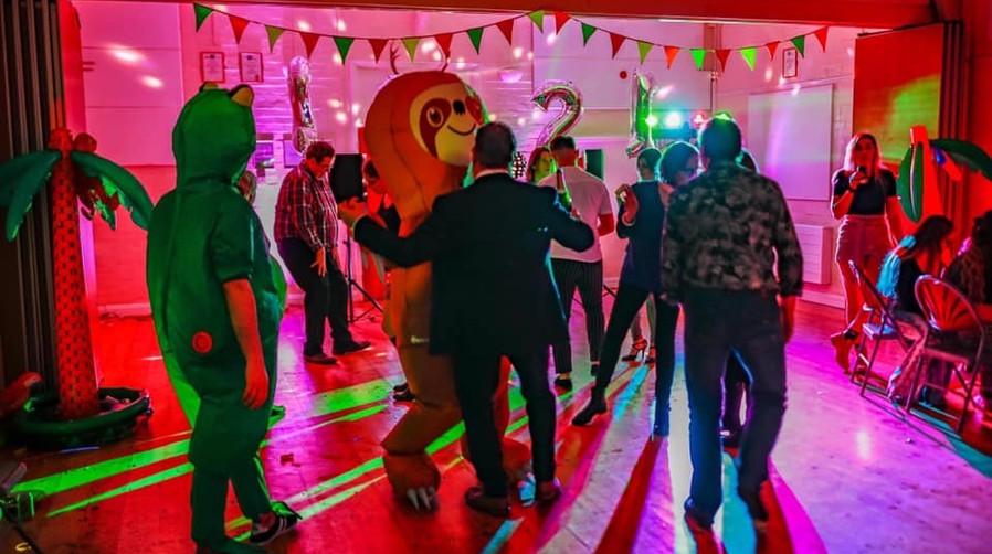DJ & Mobile Disco Hire Somerset Devon Cornwall