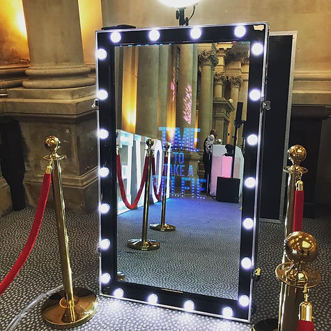 Magic Mirror Hire Porlock Minehead Watch